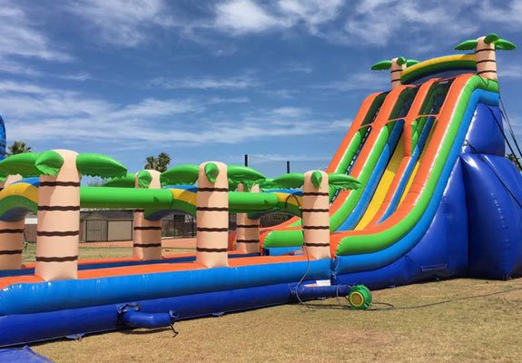 Sir Bounce Alot Bounce House Water Slide Inflatable Rentals