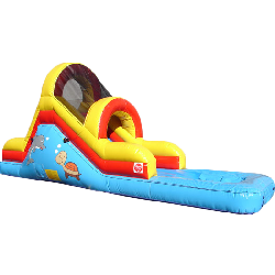 10' Toddler Dry Slide