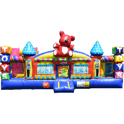 Toy Town Toddler Inflatable