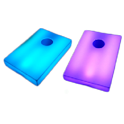 LED Cornhole (2 Boards)
