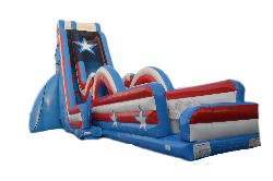 The General Water Slide incl staff
