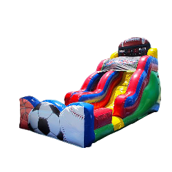 18ft Sports Water Slide