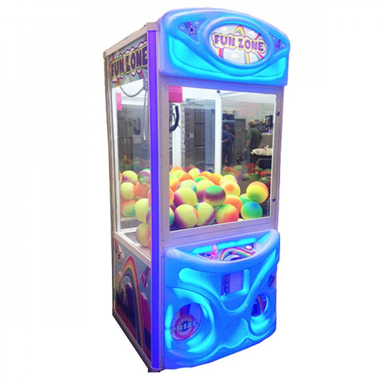 Crane Claw Machine - 36in x 76in tall