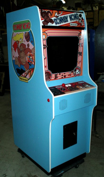 Donkey Kong - Stand up arcade