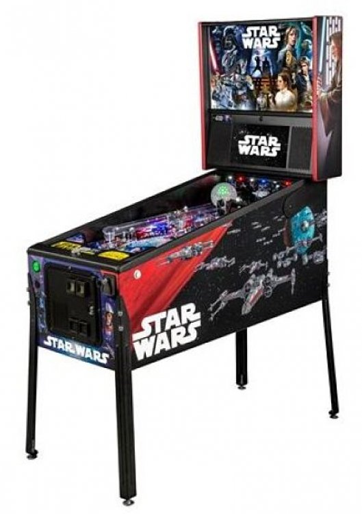 Pinball Machine - Star Wars
