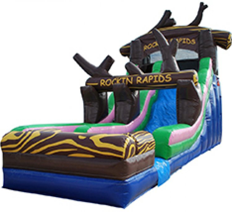 Rocking Rapids Slide