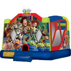 Toy Story 4 in 1 Combo