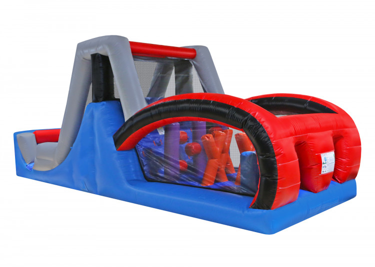 X Run Obstacle Course